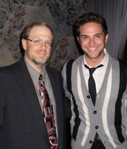 Joe and Brandon Barash