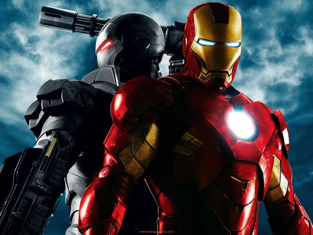 Review: Iron Man 2 (non-spoiler) (1/6)