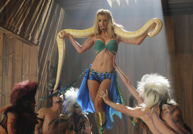 GLEE 2x02: Britney/Brittany (1/6)