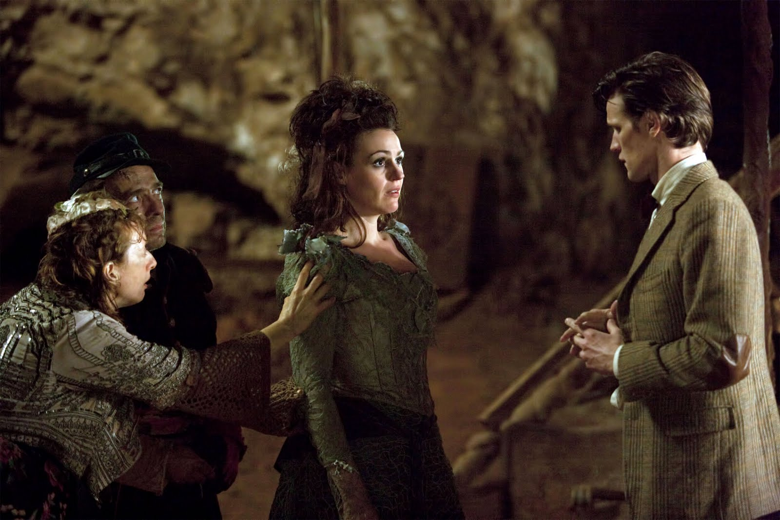 DOCTOR WHO 6.4 (32.4): The Doctor's Wife | Read at Joe's