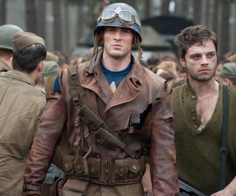 Captain America: The First Avenger (2011) (4/4)