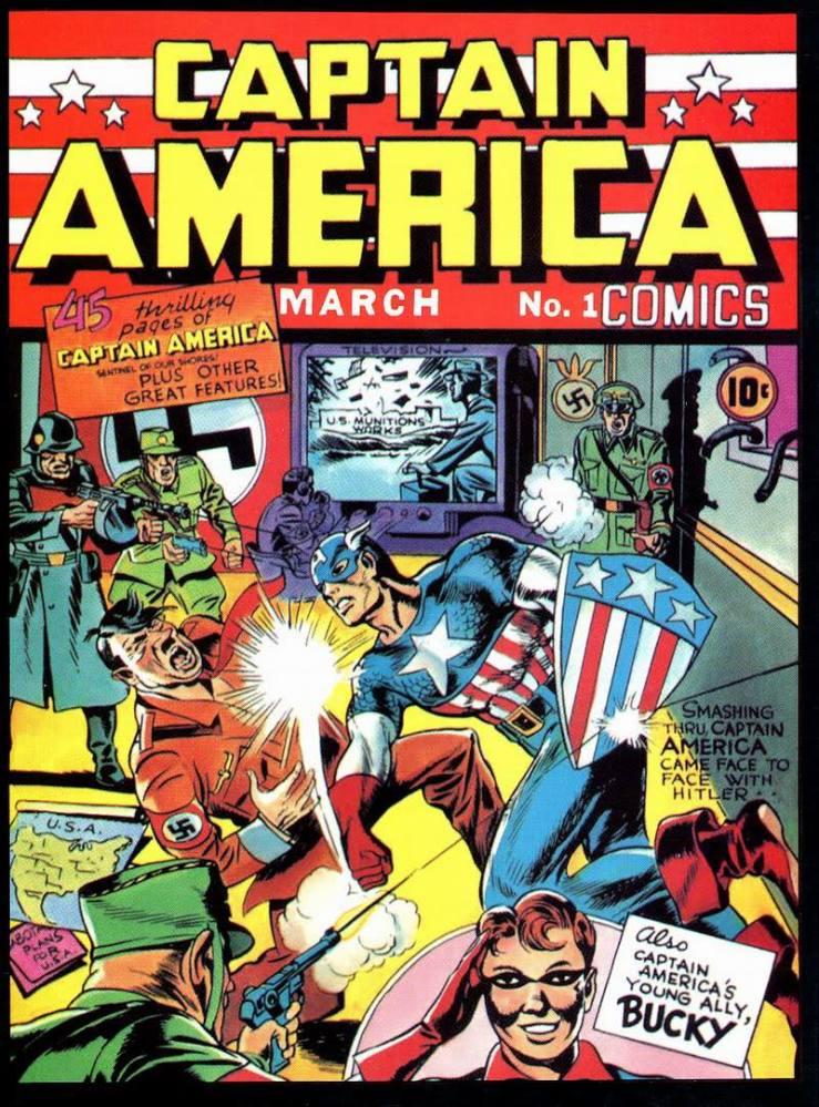 Captain America: The First Avenger (2011) (3/4)