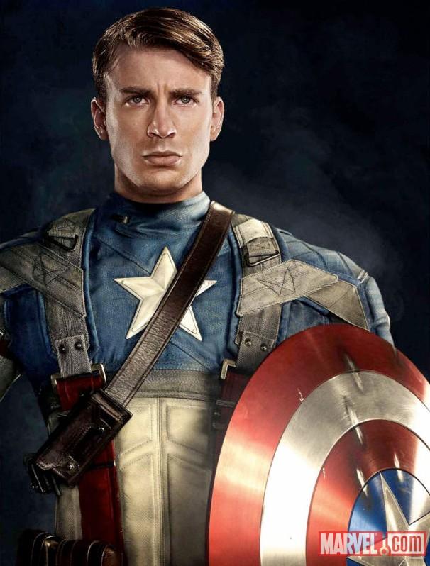Chris Evans Disses Captain America Read At Joe S