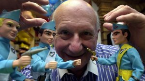 Gerry Anderson and pals