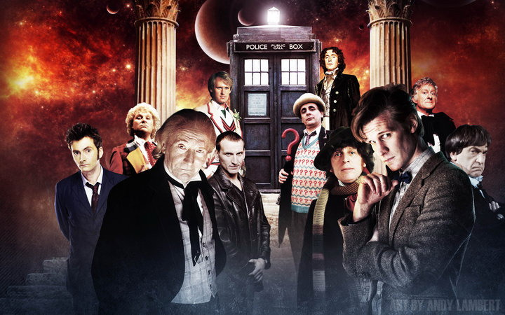 A DOCTOR WHO Special with 11 Doctors?!?! (1/2)