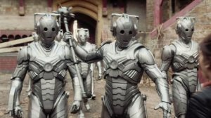 """The Last Cyberman"""