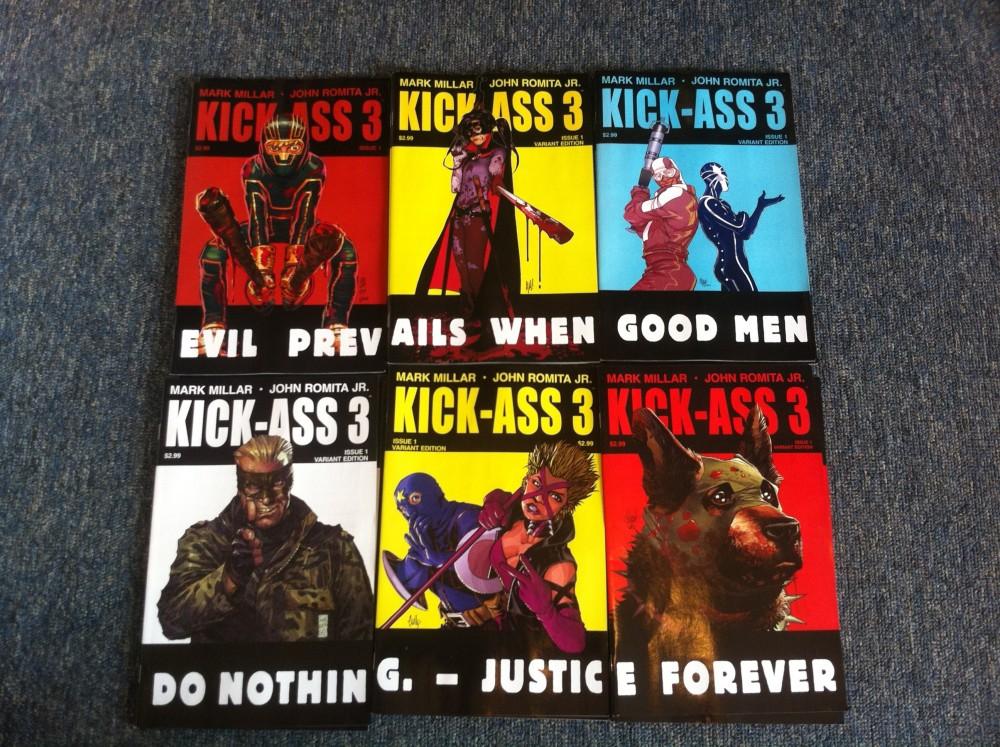 Kick-Ass 3 Will Occupy Us Until Kick-Ass 2 (1/2)