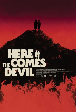 """""""Here the Comes Devil"""" or """"Here Comes the Devil""""? It's never good to confuse potential viewers."""