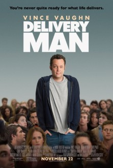 No clue what this is about — except that Vince Vaughn is very tall.