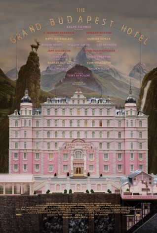 Wes Anderson. I am there.