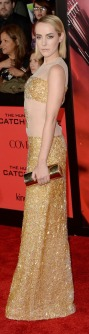 """Premiere Of Lionsgate's """"The Hunger Games: Catching Fire"""" - Arrivals"""
