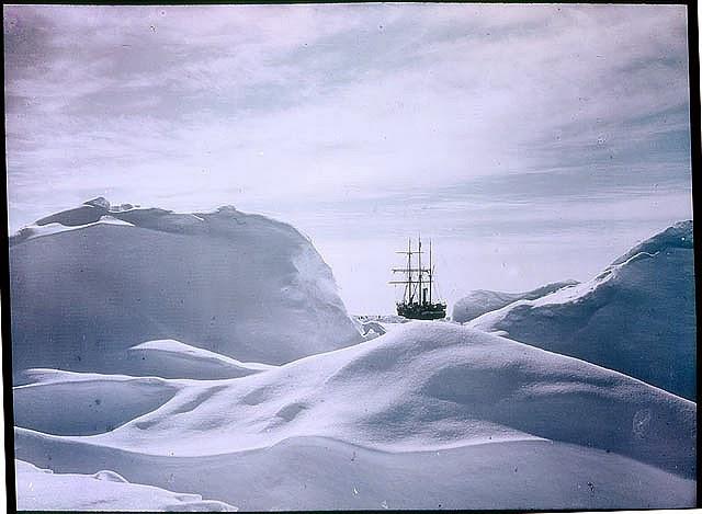 Amazing, Rare Photos of 1915 Antarctica — in Color! (5/6)