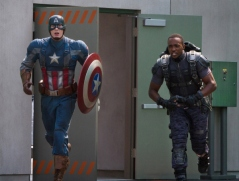 Cap and the Falcon leap into action!