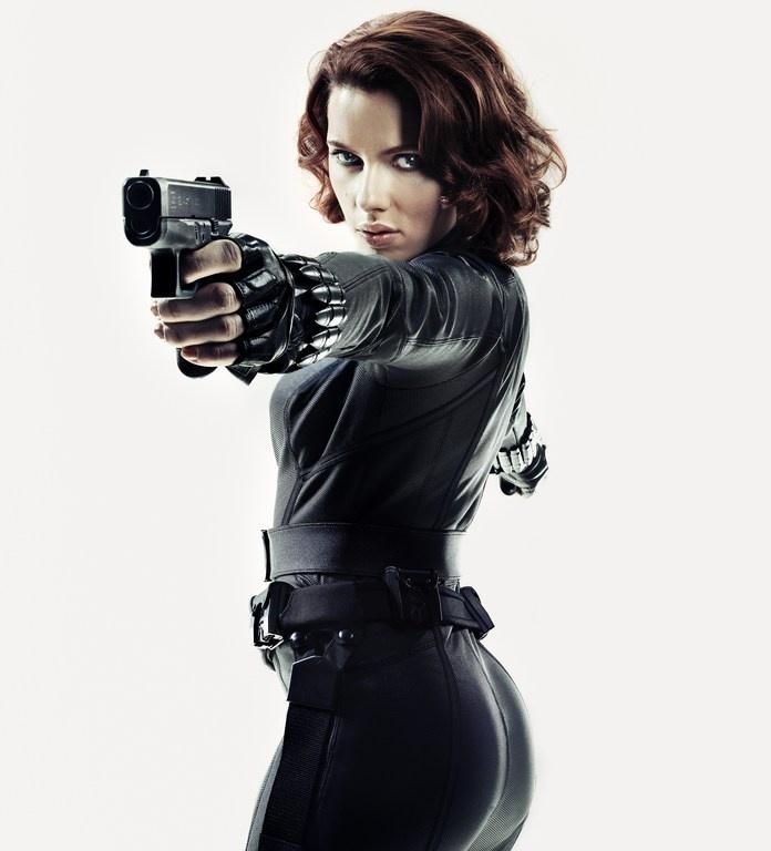 Pregnant Scarlett Johansson Still in Avengers Sequel ...