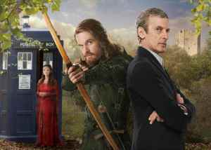 Doctor Who Series 8 (episode 3)