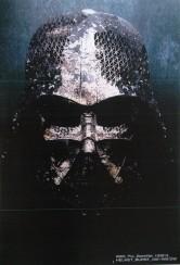 Lord Vader's burnt helmet