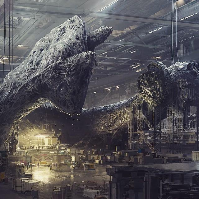 Neil Blomkamp Hired for 'Alien' Movie (4/6)