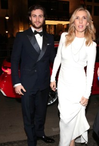 'Fifty Shades of Grey' Premiere - AUDI At The 65th Berlinale International Film Festival