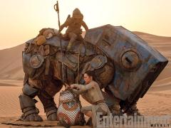 Rey frees BB-8