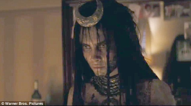 Behold This Disturbing Image of Cara Delevingne as Enchantress (6/6)