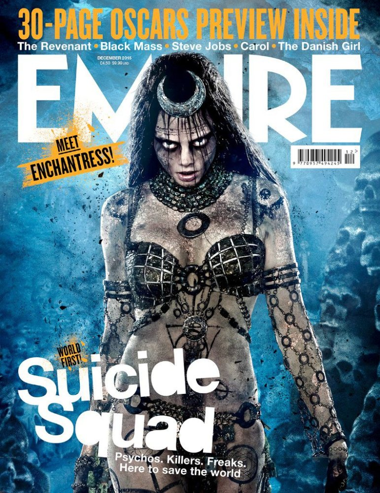 Behold This Disturbing Image of Cara Delevingne as Enchantress (1/6)