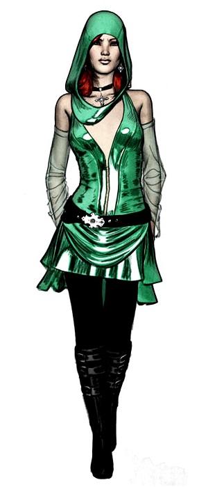 Behold This Disturbing Image of Cara Delevingne as Enchantress (2/6)