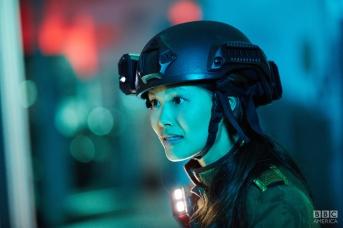 Picture shows: Elaine Tan as Nagata
