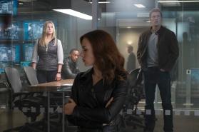 Agent 13, Black Widow, Captain America