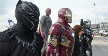 Team Iron Man