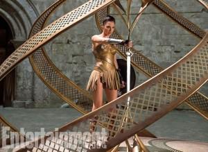 WONDER WOMAN (2017) Gal Gadot as Wonder Woman